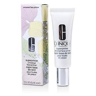 Clinique SuperPrimer Universal Face Primer - # Universal (Dry Combination To Oily Skin) - 30ml/1oz
