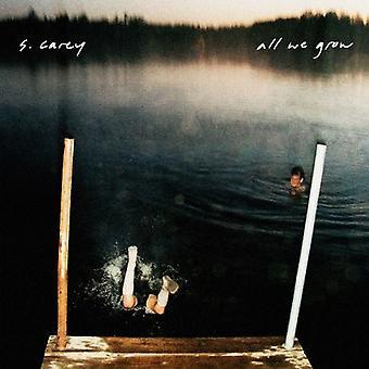 S. Carey - alle vi vokse [Vinyl] USA import