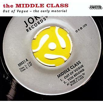 Middelklasse - ud af Vogue-den tidlige materiale [Vinyl] USA import