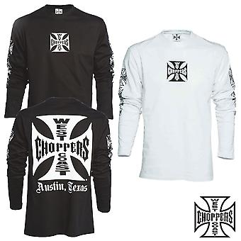 West Coast choppers T-Shirt Långärmad OG cross