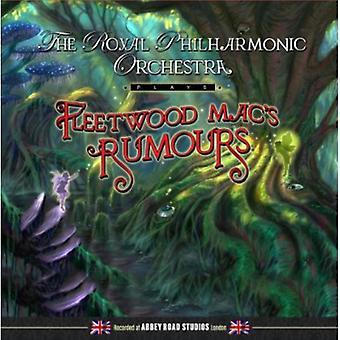 Royal Philharmonic Orchestra - import spielt Fleetwood Mac Gerüchte [Vinyl] USA