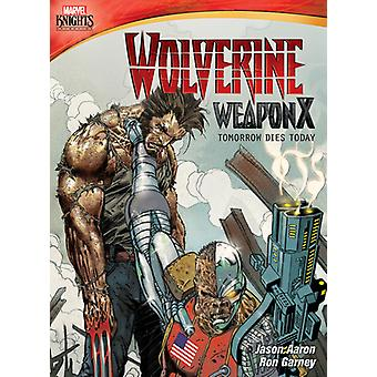 Marvel Knights Wolverine Weapon X: Tomorrow Dies [DVD] USA import