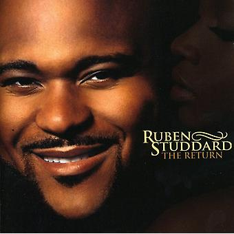 Ruben Studdard - tilbagevenden [CD] USA import