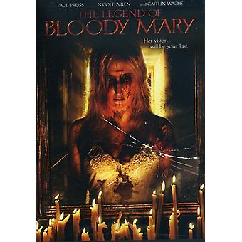 Legend of Bloody Mary [DVD] USA import