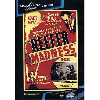 Importación de Reefer Madness (1936) Estados Unidos [DVD]