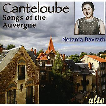 J. Canteloube - Canteloube: Songs of the Auvergne [24 Tracks] [CD] USA import