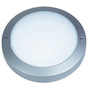 Dopo Wall Light Pampero Ip65 E27 60W Gray