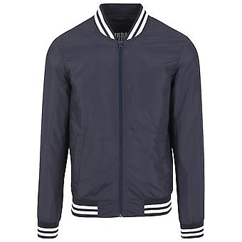 Urban classics College of light bomber jacket