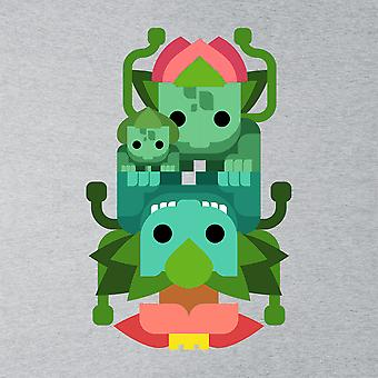 Camiseta de Pokemon Bulbasaur, Ivysaur Venusaur mujeres