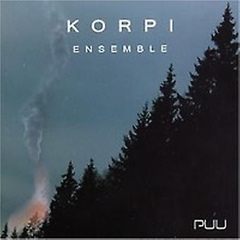 Korpi Ensemble-treet (CD)