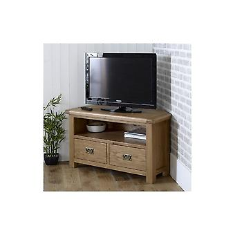 Birlea Malvern Corner Tv Unit Oak