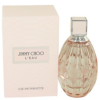 Jimmy Choo Jimmy Choo l'eau Eau De Toilette Spray 90ml / 3oz