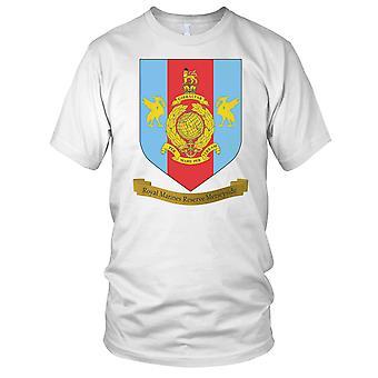 RMR Merseyside Royal Marine Reserves Mens T Shirt