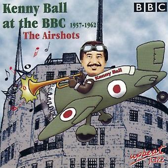 Kenny Ball - på the BBC 1957-62 Airshots [DVD] USA importere
