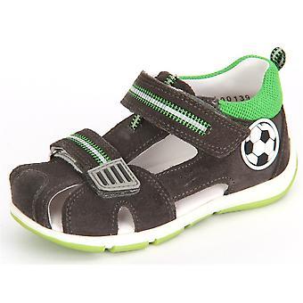 Zapatos de niños universal de Superfit Freddy piedra Multi terciopelo Textil 00013907