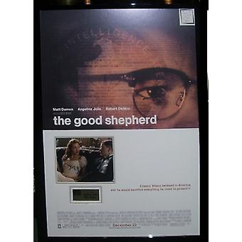 The Good Shepherd - Signed Movie Poster