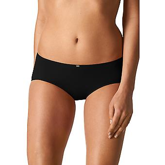Mey 79106-3 Women's Shape Black Solid Colour Knickers Panty Brief