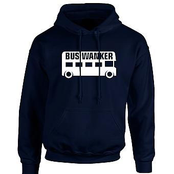 Bus Wan**r Rude Unisex Hoodie 10 Colours (S-5XL) by swagwear