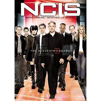 NCIS: Elfte säsong [DVD] USA import