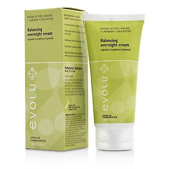 Evolu Balancing Overnight Cream (Normal or Combination Skin) 75ml/2.6oz