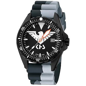 KHS MissionTimer 3 mens watch watches Eagle one KHS. MTHS. DC1