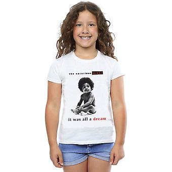 Notorious BIG Girls It Was All A Dream T-Shirt