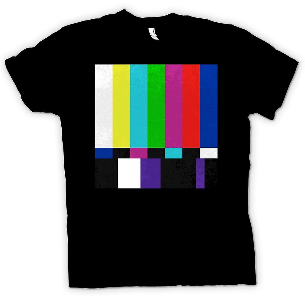 Kids t-shirt-técnico TV pantalla 80s Retro