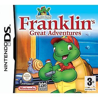 Franklins große Abenteuer (Nintendo DS)