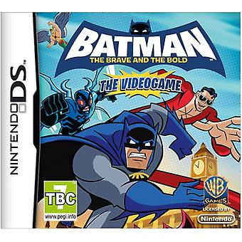 Batman Brave and The Bold (Nintendo DS) - Factory Sealed