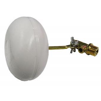 Pentair T26 automatisk Filler messing flyte ventil