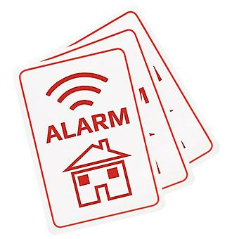 Denver alarm 3pcs/vak label