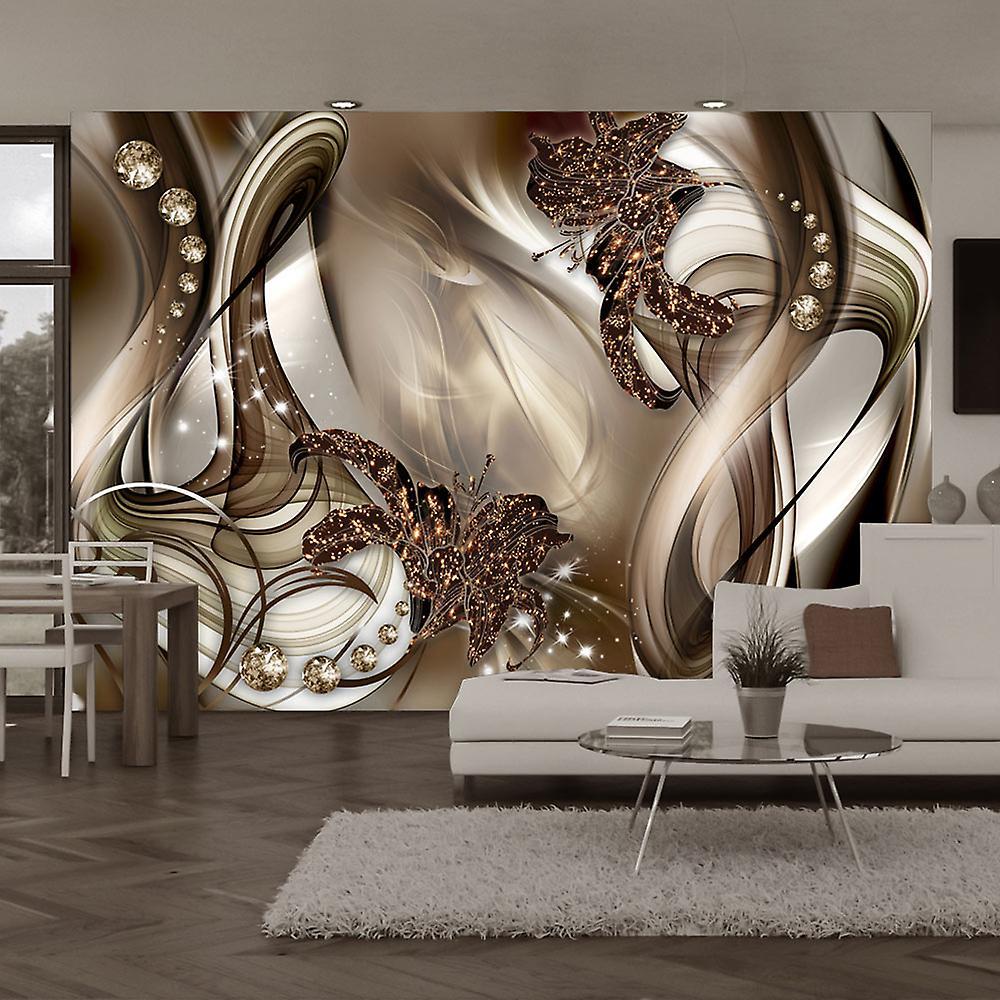 Wallpaper - Eccentric Composition