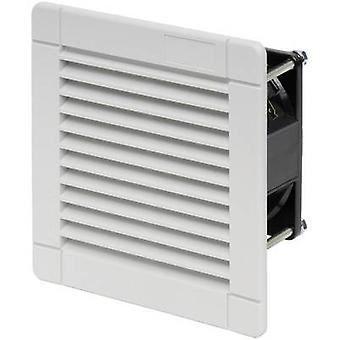 Enclosure fan (EMC) 7F.70.9.024.1020 Finder 24 Vdc 4 W (W x H x D) 114 x 114 x 45 mm