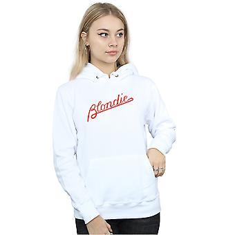 Lignes Logo Hoodie Blondie féminines