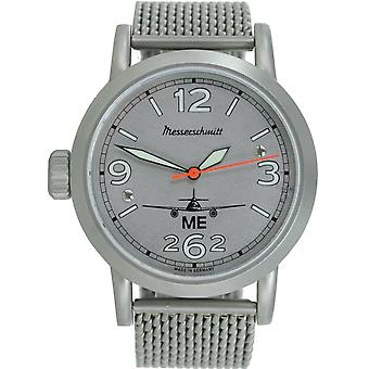 Aristo men's Messerschmitt flying watch ME 262 L automatic ME262L AERO link trader
