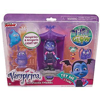 Vampirina Glowtastic 友人プレイセット