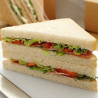 Land Auswahl eingefroren Medium geschnitten weiße Brote