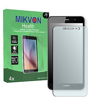 Huawei Y6 Pro Screen Protector - Mikvon Health (Retail Package with accessories)