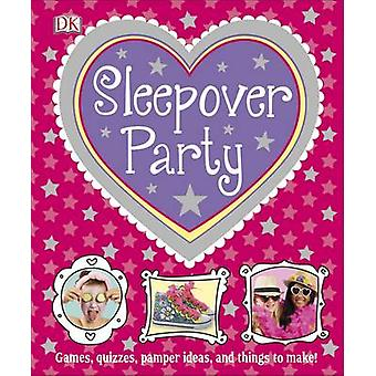 Sleepover Party by DK - 9780241231036 Book