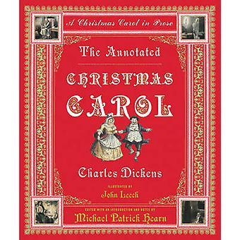 Die kommentierten - Christmas Carol – Ein Weihnachtslied in Prosa von Charle