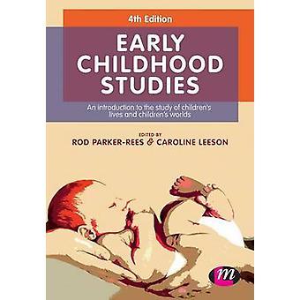 Early Childhood Studies (4. überarbeitete Auflage) von Rod Parker-Rees - Ca