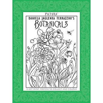 Pictura - Botanicals by Daniela Jaglenka Terrazzini - 9781783700615 Bo