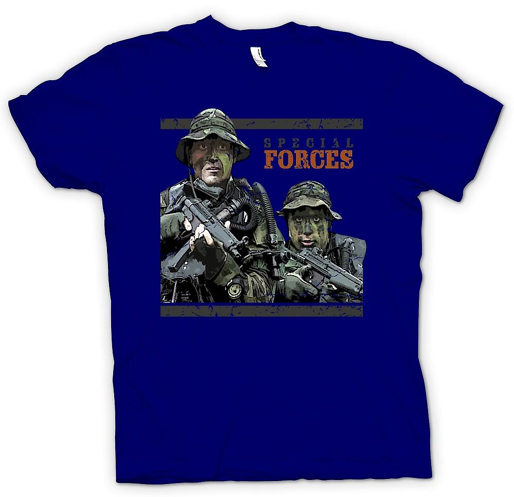 Mens T-shirt - Special Forces - SAS SBS Inspired
