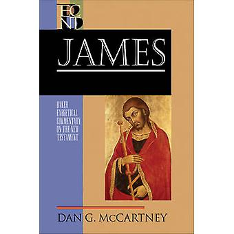 James by Dan G. McCartney - 9780801026768 Book