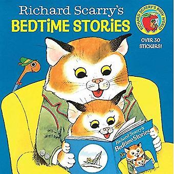 Histórias de ninar o Richard do Scarry (um Pictureback de casa aleatória)