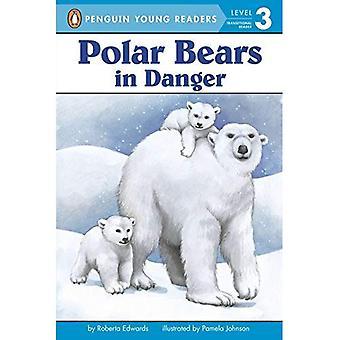 Polar Bears: In Danger (All Aboard Science Reader: Level 2)