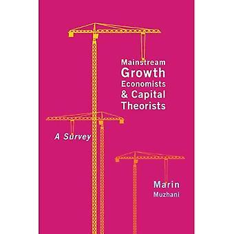 Intégrer la croissance économistes et théoriciens du Capital: une enquête