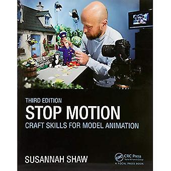 Stop Motion: Métiers pour l'Animation du modèle