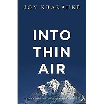 I luften: Ett personligt konto av Everest katastrofen - uppdaterad utgåva 2