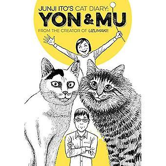 Cat Diary de Junji Ito: Yon & Mu